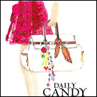 Daily Candy A-Z : An Insider's Guide to the Sweet Life