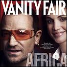 Vanity Fair Magazine: Bono Edition