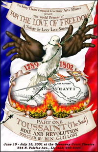 Levy Lee Simon's Haitian Revolution Trilogy